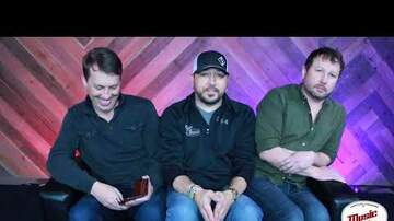Tige and Daniel Tiny Couch - Tiny Couch Interview With Jason Aldean