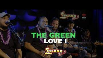 Wake Up Crew - Love I The Green Perform Live (Acoustic)