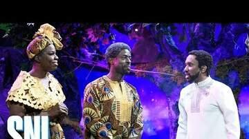 Logic MC - Black Panther Deleted Scene