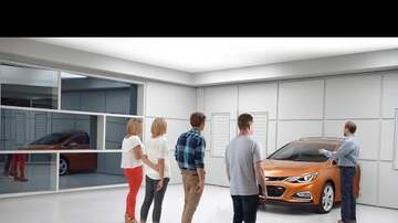 image for If You Don't Laugh, See A Doctor Chevy Spot