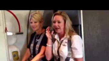 Mike Perry - Funny SW Airlines Flight Attendant Part 2