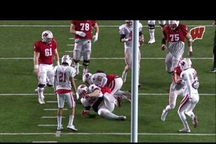 Highlights: Wisconsin Spring Football Game