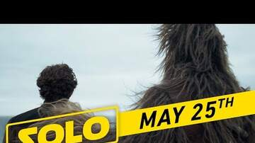 Blogging Molly - FINALLY!!! A Han Solo Trailer!