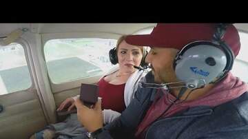 Haze - Boyfriend vomits in plane after creative proposal!