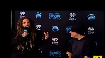 97.1 The Eagle Music Lounge - Brian Head Welch on Loud Krazy Love
