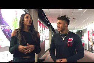 Feature: Wisconsin RB Jonathan Taylor