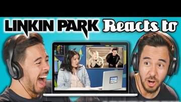 Big Brad - LINKIN PARK REACTS TO TEENS REACT TO LINKIN PARK