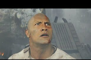Will this new movie starring The Rock bomb? I'm nervous.