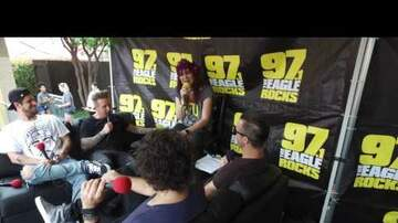 BFD (414) - Cindy Scull Interviews Papa Roach