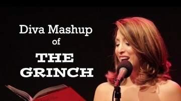 John Malone - WATCH: Woman performs The Grinch as Divas!