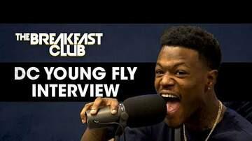 DJ DARKCHILD - DC Young Fly Interview