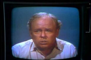 Nothing's Changed - Watch Archie Bunker On Gun Control 50 Years Ago