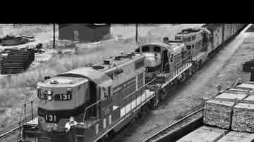 Van Riggs - A Rocket In A Railroad Town