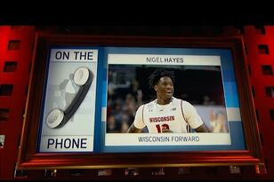 UW MBB: Nigel Hayes explains his position on paying college athletes