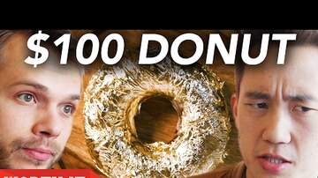 Joey Dee - Would You Eat a $100 Donut?