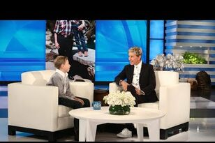 Ellen Surprises Walmart Yodeling Kid With Amazing News