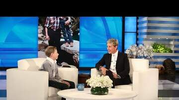 Ric Rush - Ellen Make Yodelin' Walmart Kid's Dream Come True!