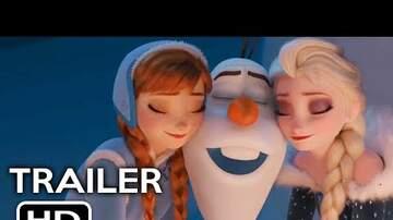 Randi West - Olaf Frozen Adventure trailer