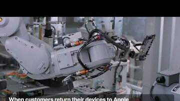 Ben - How Apple Plans To Recycle Our Old iPhones