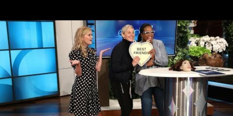 Who knows Oprah best, Reese or Ellen?