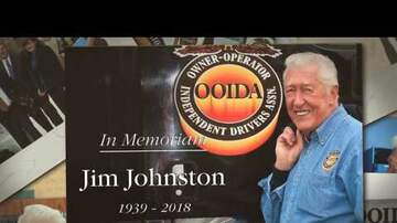 America's Truckin' Network - OOIDA- Jim Johnston Passes Away!