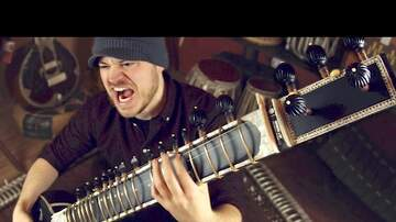 Leftovers - He's Played Metal Music On A Shovel, Why Not A Sitar?