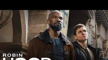 Going Viral - The Robin Hood Teaser Trailer Is Here