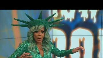 Tara J Blog (55459) - Wendy Williams had a scare during her live show!