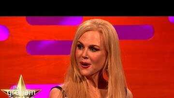 Dylan - Nicole Kidman Explains The Kiss With Alexander Skarsgård