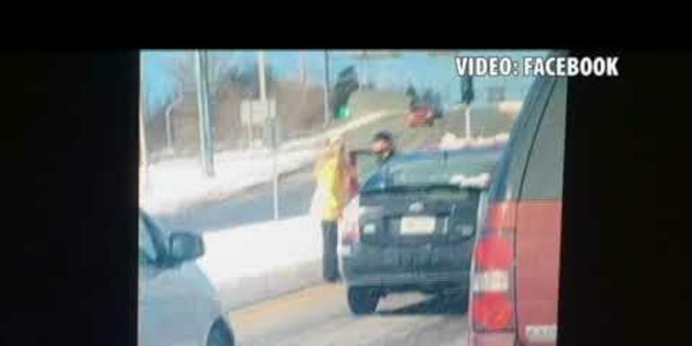 Road Rage: Who's at Fault Here?