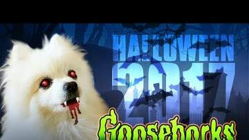 Erika Lauren - Gooseborks:  A Treat for Dog Lovers on Halloween