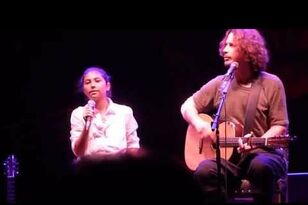 Watch Chris Cornell Sing 'Redemption Song' With His Daughter
