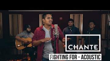 Kristy - Chante- Fight For (LIVE Acoustic Session)