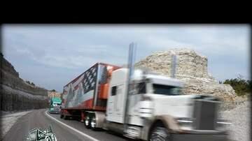 America's Truckin' Network - Stars, Stripes And White Lines