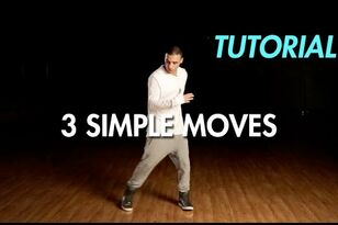 3 Easy Hip Hop Dance Moves For Beginners