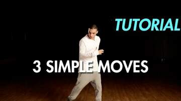 Hip Hop Rap Music Dances - 3 Easy Hip Hop Dance Moves For Beginners
