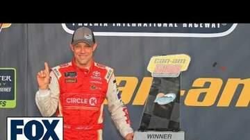 NASCAR - Matt Kenseth post-race interview: Phoenix