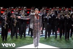 Justin Timberlake's Full Super Bowl Halftime Performance