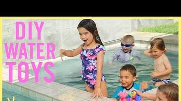 Claire Scattergood - Fun and Easy DIY Water Toys to Make Your Summer a BLAST!