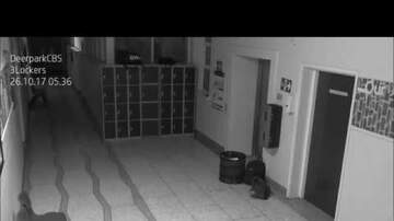 MJ - School Apparently Caught Ghost on Camera