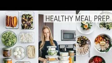 Great Eats - MEAL PREP | 9 ingredients for flexible, healthy recipes