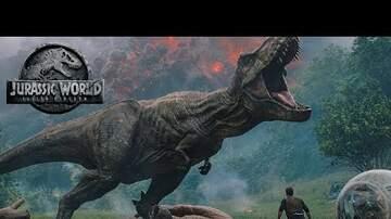 Mataya - Jurassic World: Fallen Kingdom debuts its first trailer!