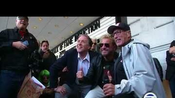 LT - Sammy Hagar Gets Plaque on Bammies Walk of Fame
