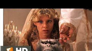 Sherri Marengo - The best screamer in the Indiana Jones trilogy!