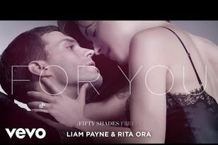 Liam Payne & Rita Ora Dropped Lyric Video For 'For You' Track