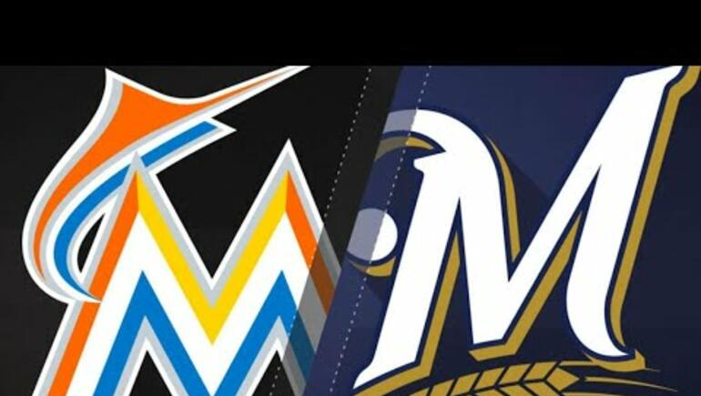 Brewers 4, Marlins 2: Milwaukee sweeps four-game series