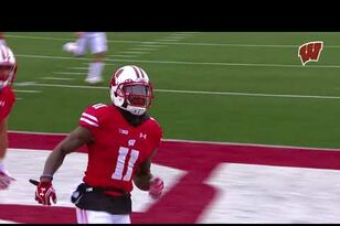 Badgers Postgame: Nick Nelson