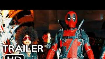 Gina - Deadpool 2 Trailer is OUT!!