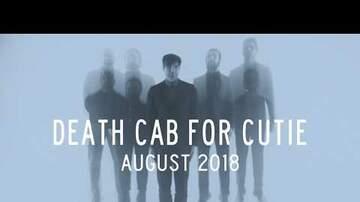 Laura - Death Cab for Cutie announce new album