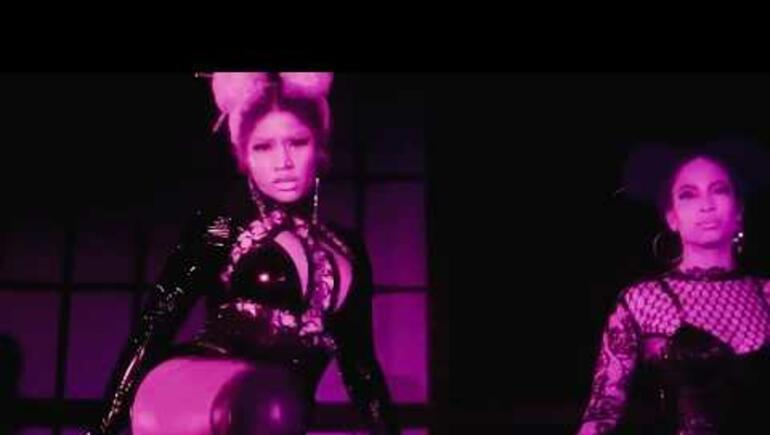 Nicki Minaj just dropped tease video to Chun Li WATCH!